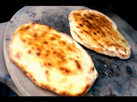 How To make Naan - fantastic Naan Bread Recipe - tandoori flat bread - नान बनाने के लिए कैसे