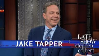 Jake Tapper Interviewed His Kids About His Parenting