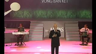 Tiếng hát mãi xanh 2012 – Bán kết 1 – Dương Văn Vá – Bài ca nhớ Bác