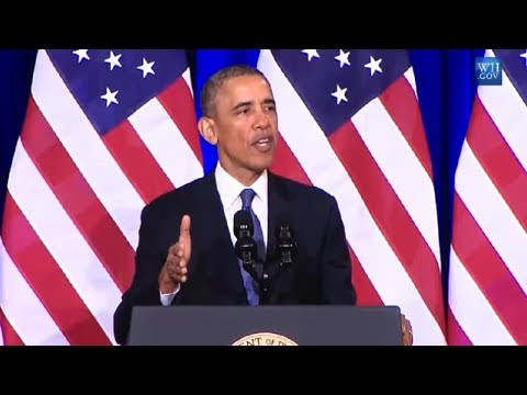 Obama's Speaks On NSA Surveillance Reform (Complete Speech)