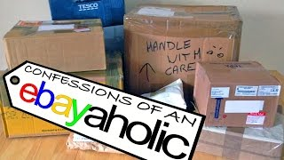 BUMPER UNBOXING Confessions of an Ebayaholic Episode 75