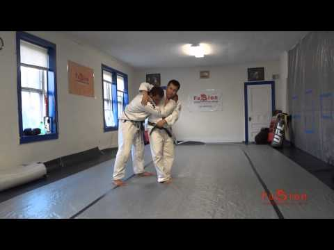Thai Boxing Neck Clinch Into Judo Throws (MMA, Brazilian Jiu-Jitsu, Mixed Martial Arts, UFC) Image 1