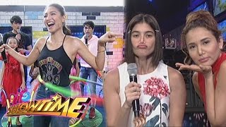 It's Showtime: It's Showtime hosts reveal their hidden talents