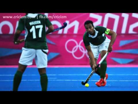 Pakistan Hockey Olympic 2012