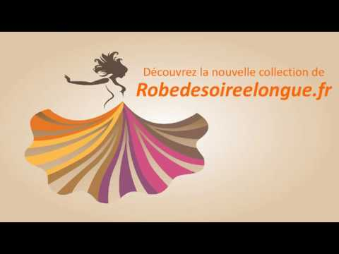 Découvrez la robe de soirée longue magnifique -La nouveauté de Robedesoireelongue.fr