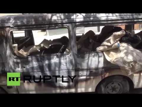 Syria: Suicide bombs rip through Jableh in Latakia, 73 dead *GRAPHIC*