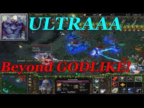 DOTA 1 - Phantom Lancer ULTRAAA + Beyond GODLIKE | (HARD GAME)