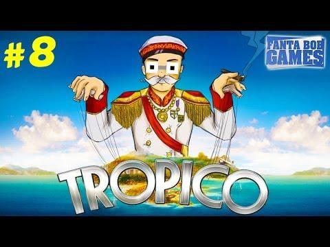 Fanta's Paradise - Ep.8 : Mon compte en Suisse $$ - Tropico 5 avec Fanta