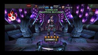 13x 5 🌟 Kristal Marvel Şampiyonlar Turnuvası (Marvel Contest Of Champions 5 Star Crystall) MCOC