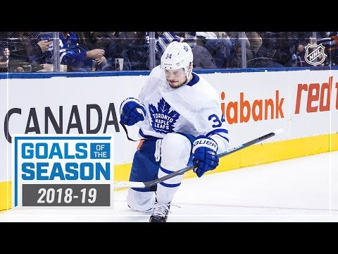 Filthiest Goals of the 2018-19 NHL Season