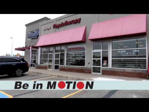 Be in Motion Physiotherapy, North Oakville, Ontario