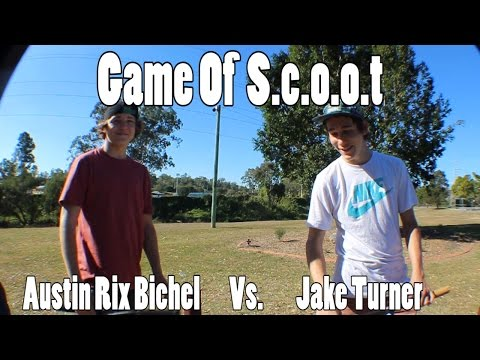Game of Scoot | Jake Turner Vs. Austin Rix-Bichel