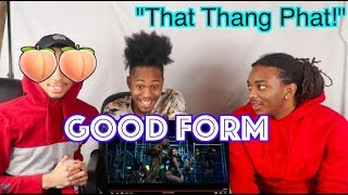 """Damn Nicki!"" Nicki Minaj - Good Form ft. Lil Wayne Reaction!"