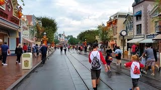 Watch Disney The Sidewalks Of New York video