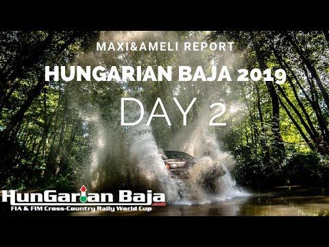 Hungarian Baja 2019 Day 2