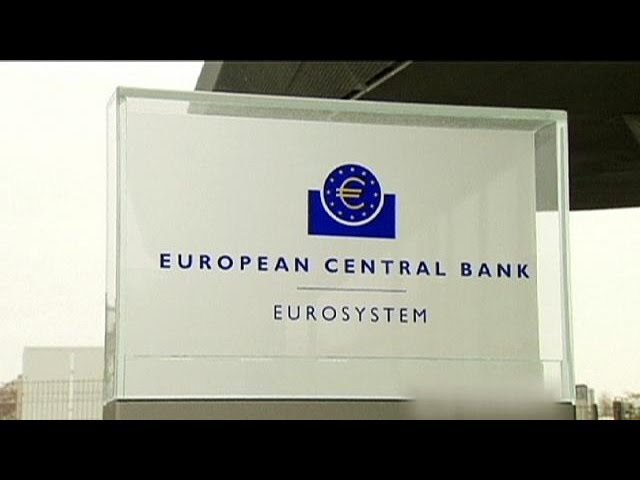 جلسه بانک مرکزی اروپا برای گفتگو درباره میزان کمک نقدی به بانکهای یونان - economy