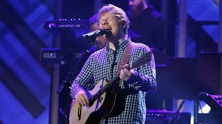 download lagu Ed Sheeran Performs 'castle On The Hill' gratis