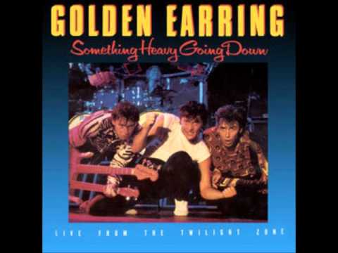 golden earring Long Blond Animal Something Heavy Going Down Live From the Twilight Zone 1984