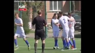II UMFC Kyiv - Lviv 6:0 TRK Kyiv Sportyvni novyny