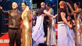 Watch | Deepika, Vin Diesel dance on the beats of 'lungi dance'