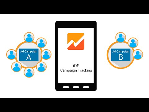 Google Analytics iOS Install Campaign Attribution