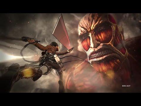 [PS4] #23 進撃の巨人 実況プレイ 【Attack on Titan】