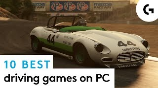 Best driving games for PC