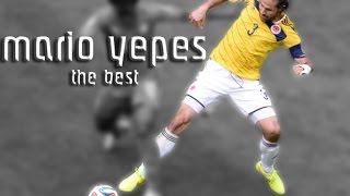 Mario Yepes  ► the best defender