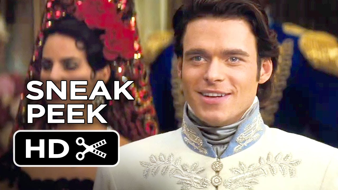 Cinderella Official Trailer Sneak Peek #1 (2015) - Helena ... Helena Bonham Carter Facebook