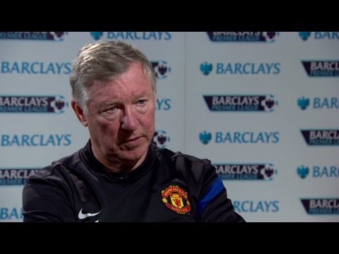 Sir Alex Ferguson: EPL title race not over