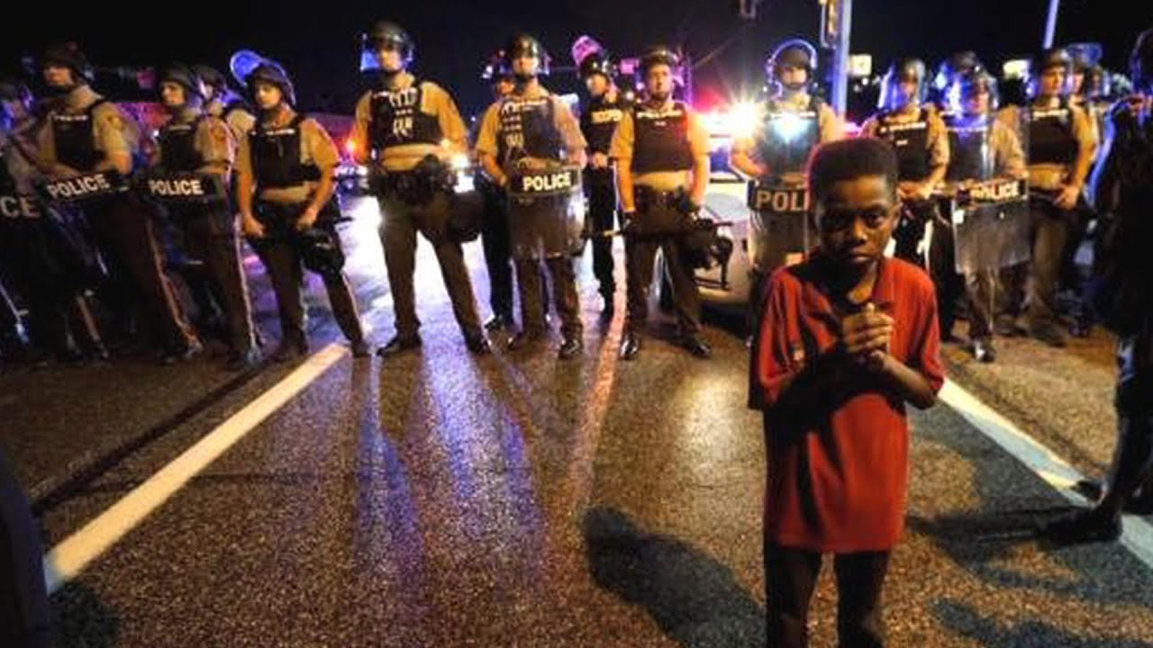 Justice Dept. Sues Ferguson, Missouri, to Force Police Reforms