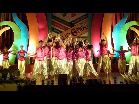 Phoenix 6.0 Raima Group Dance (vande Mataram) Part 1 video