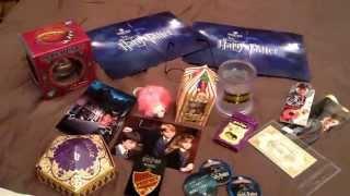 Mes souvenirs des Studios Harry Potter !!!