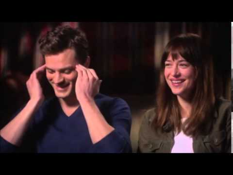 Dakota Johnson Funny moments 2014