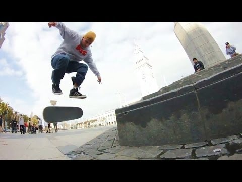 Island Business - SF Skateboarding - Adrian Williams, Jason Wussler and more