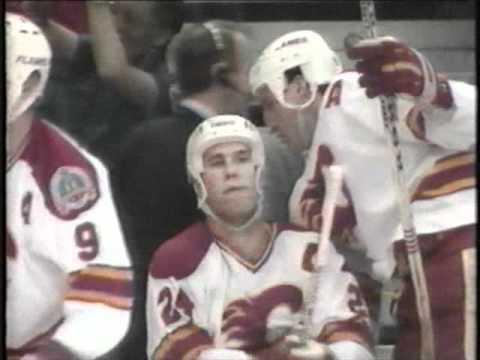 Calgary Flames 1989 Champions