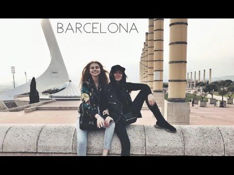 vlog : BARCELONA
