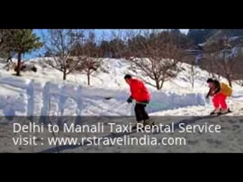 Outstation Taxi Car Rental Service Delhi, Faridabad,India by R S Travel India