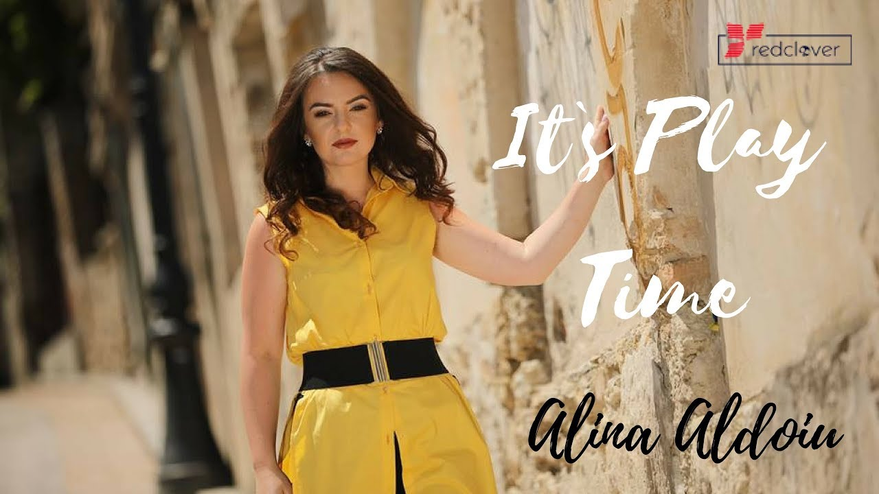 Alina Aldoiu - It's Play Time - || #Level Up Music