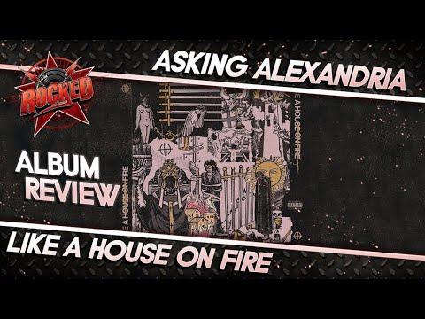 Download  Asking Alexandria – Like A House On Fire | Album Review | Rocked Gratis, download lagu terbaru
