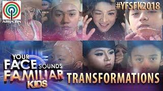 YFSF Kids 2018 Exclusives: Kid Performers Transformation - Week 3
