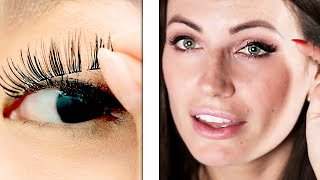 We Tried Magnetic Lashes