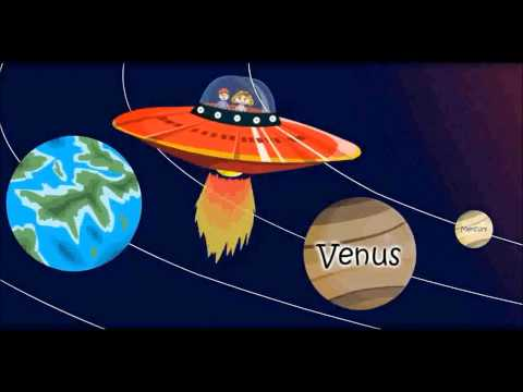Planets & Solar System for Children- School Education Video