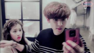 """download lagu Yeonhee & Chanyeol  """"so Lucky To Be Your gratis"""