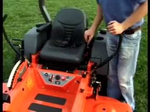 Husqvarna Commercial Zero Turn