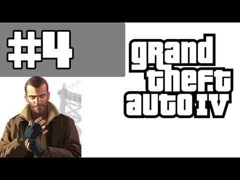 Grand Theft Auto 4 Walkthrough / Gameplay with Commentary Part 4 - Epic Bowling