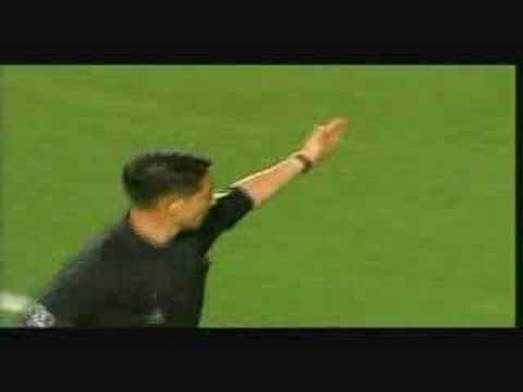 Ilhan Mansiz Vs R.carlos (world Cup 2002)
