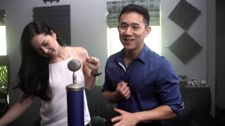 Charlie Puth - Marvin Gaye ft. Meghan Trainor Cover by Marie Digby and Jason Chen