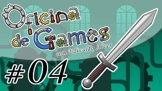 Criando Sprites com Inkscape - 04 Criando uma Espada - Oficina de Games