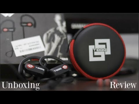 TAGG Inferno 2.0 Wireless Sports Waterproof Bluetooth Headphones    Unboxing & Review